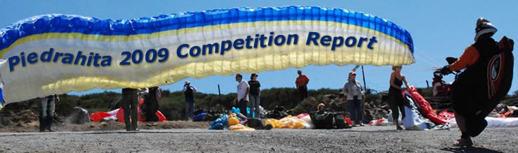 Piedrahita Competition Report