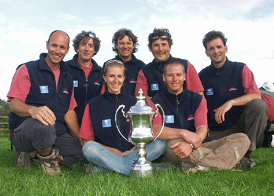 GB team winners of the Bleriot cup